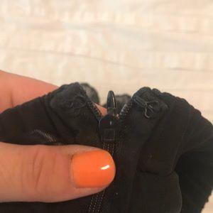Romeo & Juliet Couture Shorts - Black shorts